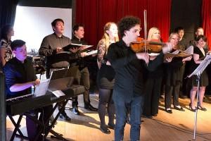 Hebrew Love Songs British Humanist Choir