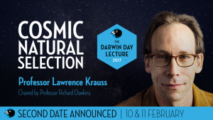Darwin Day Lecture, 2017 @ The Light at Euston | England | United Kingdom