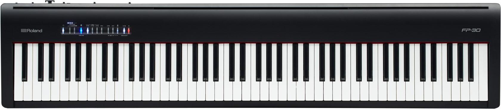 image: Roland FP-30 piano