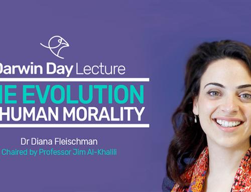 Darwin Day Lecture, Feb 8th