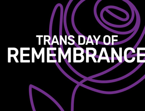 Trans Day of Remembrance – 20th November