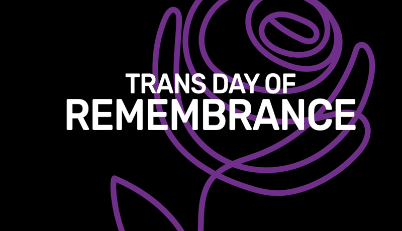 trans remembrance logo