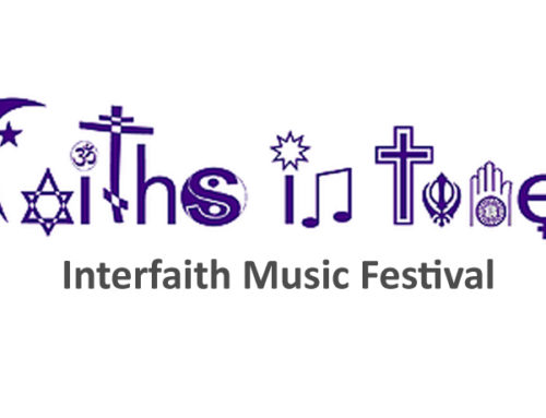 Faiths in Tune – 31st March