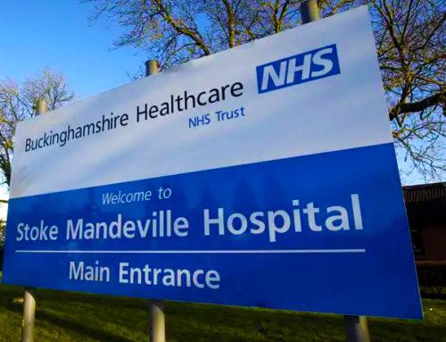 Stoke Mandeville Hospital gig – 3rd August