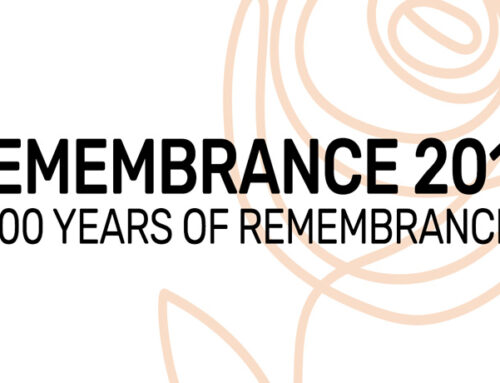 Remembrance 2019 with Defence Humanists – 9 November