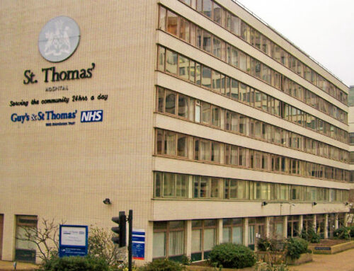 St Thomas's Hospital – Postponed